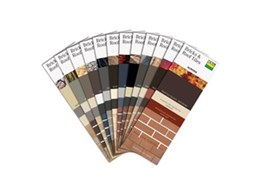 Inspiring new choices in exterior colour available from Boral Bricks