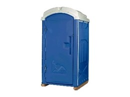 Integra fresh water flush portable toilets available from Australian Portable Toilet Supplies