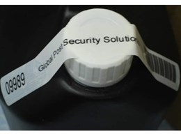 Integrity of drug test samples protected by tamper evident seals available from Tamper Evident