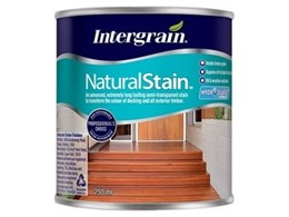 Intergrain introduces new exterior timber finishes just in time for decking season