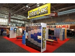 Interloc Lockers extend their invitation to Australasian Gaming Expo visitors