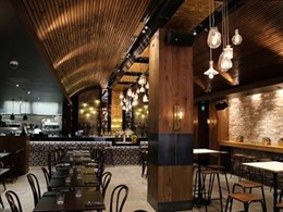 Jands help new restaurant in Sydney CBD get a complete JBL audio fitout