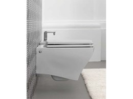 Jazz wall hung pan toilets from Parisi Bathware