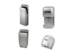 Jet Dryer introduces new range of hand dryers