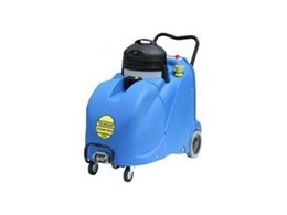 JetVac 3 Phase industrial steam vacuum cleaners available from Duplex Cleaning Machines