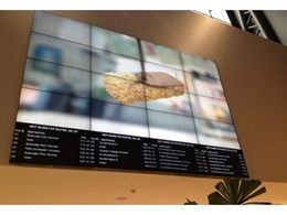 Just Digital Signage installs Stockland Townsville video wall