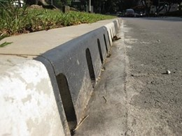 KERBDRAIN from ACO Polycrete Meets Singapore's PUB Approval