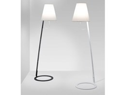 Kapelo floor lamps from ISM Objects