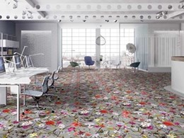 Karndean Designflooring introduces Flotex Vision for customised flooring