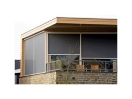 Keep insects out this summer with Outlook motorised flyscreens available from Freedom Retractable Screens