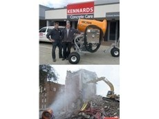 Kennards Concrete Care welcomes DustBoss to all branches