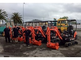 Kennards Hire invests in new equipment for NZ network