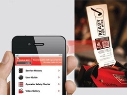 Kennards Hire quick QR code safety check raises the bar on service quality