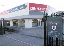 Kennards opens new specialist equipment hire centre in Melbourne