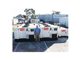 Kennards powers up new generators branch in Perth