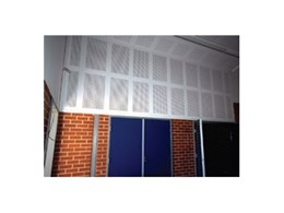 Keystone Linings offer acoustic panels that meet BER product requirements