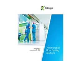 Kilargo's antimicrobial architectural seals for internal environments