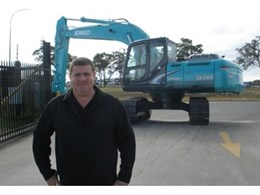 Killard Excavation has grown rapidly with Kobelco's excavators