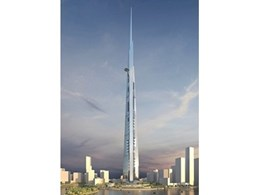 Kingdom Tower in Saudi Arabia goes with KONE Elevators