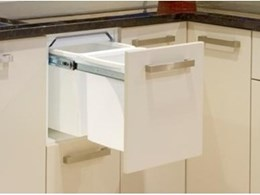 Kitchen King discuss its range of Hideaway waste bins