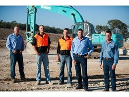 Kobelco Excavators Dig In to Help Fill ACT Civil Job Gap