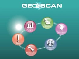 Kobelco Geoscan simplifies remote fleet tracking and management