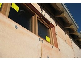Kooltherm K5 external wall boards from Kingspan Insulation power MasterWall K-Series