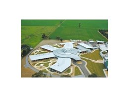 LYSAGHT roofing solution from BlueScope Lysaght used at rural health facilities