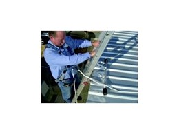 Laddermate portable ladder bracket
