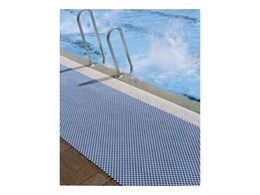 Lagune Wet Area Floor Mat from General Mat Company