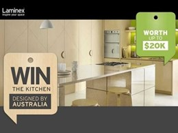 Laminex to give away a $20K kitchen with new Facebook challenge