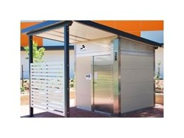 Landmark Products installs Mettros K9900 anti vandal restroom at Armadale Memorial Park