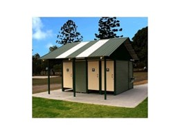 Landmark's K9600 Guardian 1D2C Restroom for Brisbane City Council