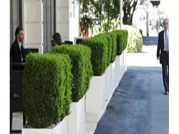 Landscaping and grounds maintenance by Ambius