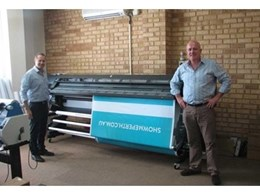 Large format printing company in Perth installs first HP Designjet L28500 wide format printer for Australia