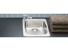 Laundry basins from Sink and Bathroom shop