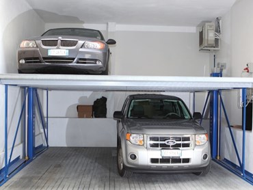 Double Spacer Car Parking Lift