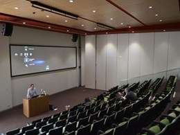 Lifesavers at Sydney hospital train with Harman AV systems
