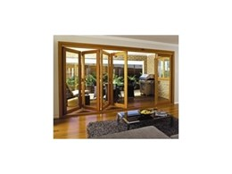 Lifestyle Patio Door System from Corinthian Doors