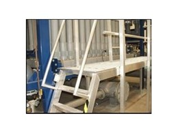Lightweight aluminium platforms from Elevated Safety Systems