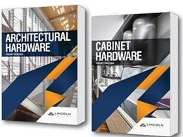 Lincoln Sentry's new hardware catalogues to launch for Awisa-Design Exhibition