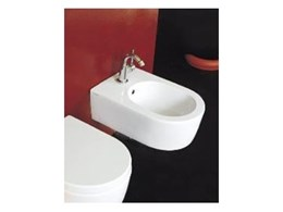 Link bidet from Parisi Bathware