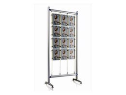 Livewire freestanding cable display systems new from SI Retail