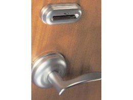 Locking, guestroom security and energy management solutions from Onity