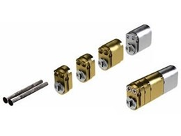 Lockwood modular cylinder extensions available from ASSA ABLOY