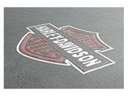 LogoTherm floor signage from MPS Paving Systems Australia