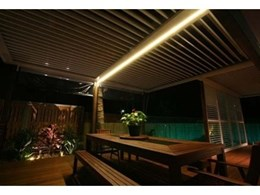 M-Elec Pty Ltd Energy Efficient LED Lighting Strips Used in Recently Refurbished Sunshine Coast Beach House