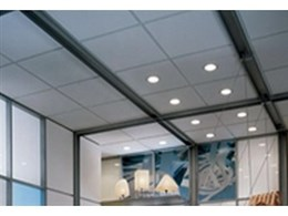 MARS ClimaPlus acoustic ceiling panels from Gyprock