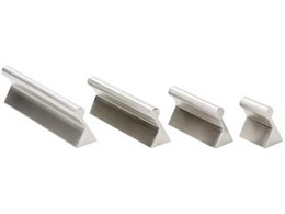 MDZ 1 Stainless Cabinet Handles from Madinoz