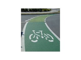 MPS Paving Products used for Cycle Lanes, Gold Coast, QLD